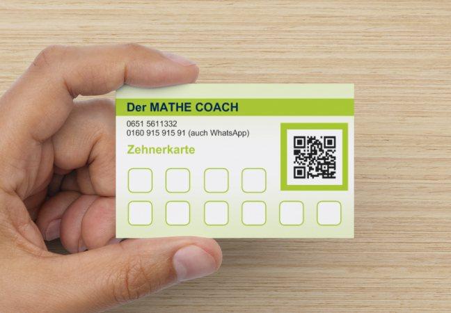 Zehnerkarte
