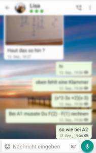 Mathe-Chat